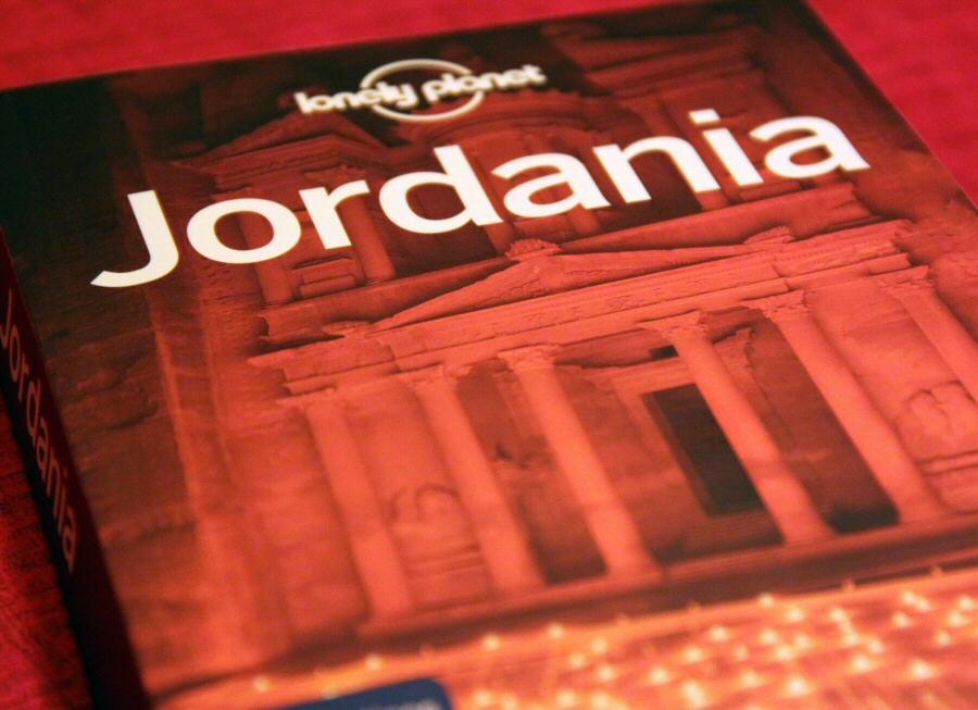 Guía de viajes de Jordania de lonely planet
