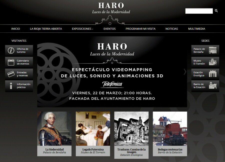 La Rioja Tierra Abierta en Haro