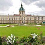Jardines del palacio de Charlottenburg en Berlín