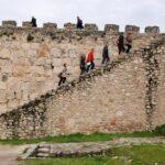 Murallasdel castillo de Trujillo en Extremadura