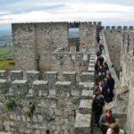 Torres del castillo de Trujillo