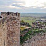 Murallas del castillo de Trujillo