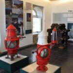 Museo del Faro del Cabo Vilán en la Costa da Morte de Galicia