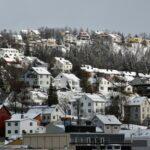 Tromso al norte de Noruega