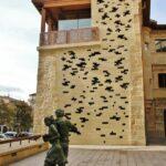 Remodelado palacio de Bendaña en Haro en La Rioja