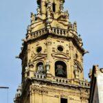 Torre de la iglesia de Santo Tomás en Haro en La Rioja