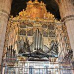 Organo de la iglesia de Santo Tomás en Haro en La Rioja