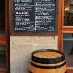Bar de vinos y tapas en La Herradura en Haro en La Rioja
