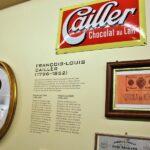 Historia de la fábrica de chocolate Cailler en Suiza