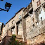 Casas colgadas en Tarazona