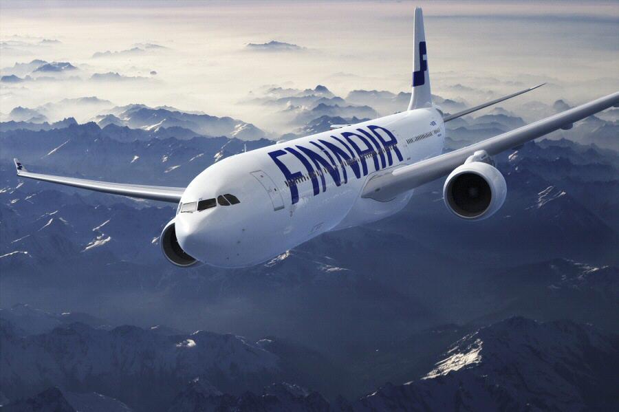 Airbus 330 de Finnair