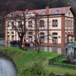 Antiguo casino de Bustiello en Asturias
