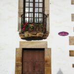 Palacio de los Valdés en el centro histórico de Villaviciosa