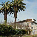 Casa de indiano en Villaviciosa en Asturias