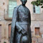 Monumento al arzobispo Francesc Vidal y Barranquer en Cambrils