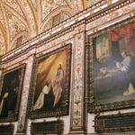 Sacristía del monasterio de Guadalupe