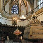 Coro de la iglesia del monasterio de Guadalupe