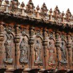 Sillería del Coro de la iglesia del monasterio de Guadalupe