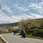 Valdastillas en el Valle del Jerte en Extremadura