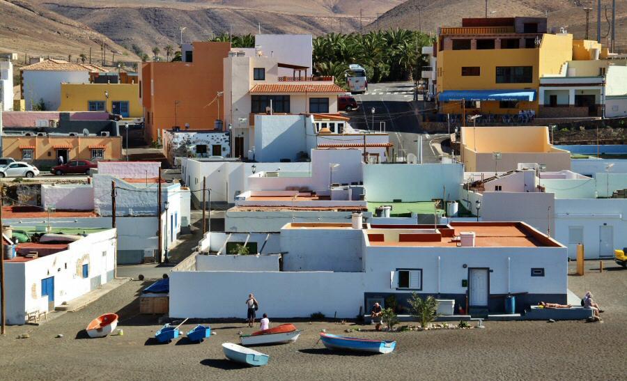 Playa Ajuy en Fuerteventura