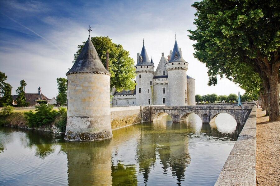Resultado de imagen para château de sully-sur-loire