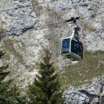 Teleférico de Fuente Dé en Picos de Europa en Cantabria