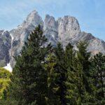 Picos de Europa en Fuente Dé en Cantabria