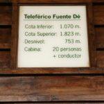 Teleférico de Fuente Dé en Picos de Europa