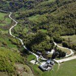Vistas panorámicas desde el mirador de Fuente Dé en Picos de Europa