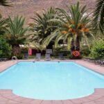 Piscina de la Finca Las Longueras en Gran Canaria