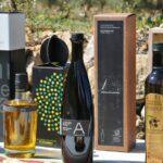 Aceite virgen extra de olivos milenarios del Territorio del Senia