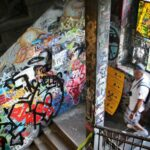 Tacheles, casa okupa de arte alternativo en Berlín