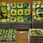 Souvenirs en la tienda de El Capricho de Gaudí en Comillas