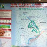 Ruta de senderismo de la Garganta de las Nogaledas en Valle del Jerte