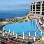 Piscina del hotel Gloria Palace Royal en Gran Canaria