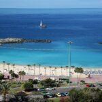 Playa Amadores en Gran Canaria