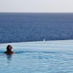 Piscina con borde infinito del hotel Gloria Palace Royal de Gran Canaria