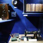 Objetos del barco polar Fram en el museo Fram de Oslo