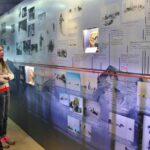 Historia de expediciones polares noruegas en el museo Fram de Oslo