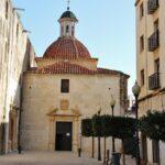 Iglesia de Nuestra Señora de la Asunción en Vinaroz en Castellón