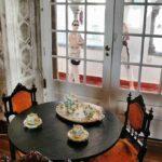 Salón interior del Palacio da Pena en Sintra