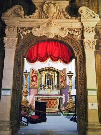 Palacio del Inquisidor en Birgu en Malta