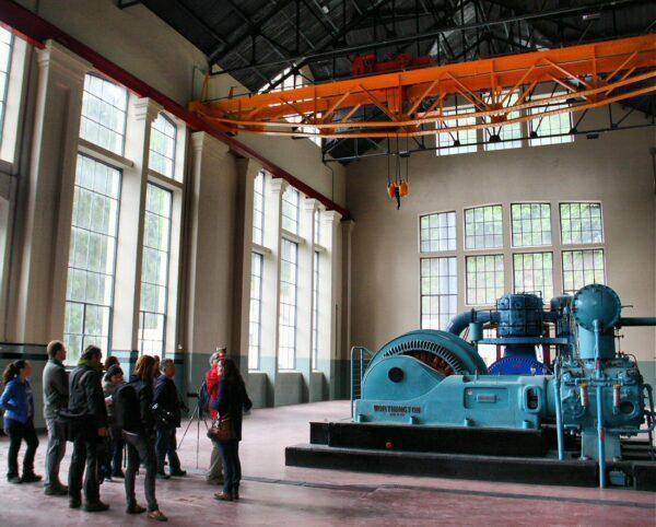 Ecomuseo Minero de Samuño en Valle del Nalón en Asturias