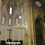 Abside de la iglesia de Santa María Aranda de Duero