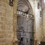 Rincón interior de la iglesia de Santa María Aranda de Duero