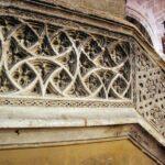 Escalera de acceso al coro de la iglesia de Santa María Aranda de Duero