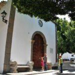 Iglesia de San José en Fataga en Gran Canaria