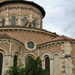 Basílica románica de San Sernín en Toulouse en Midi-Pyrénées