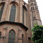 Iglesia gótica de los Jacobinos en Toulouse