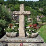 Belcastel en Aveyron al sur de Francia